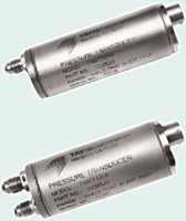 Model P4/P104 Differential or Absolute Pressure Transducer
